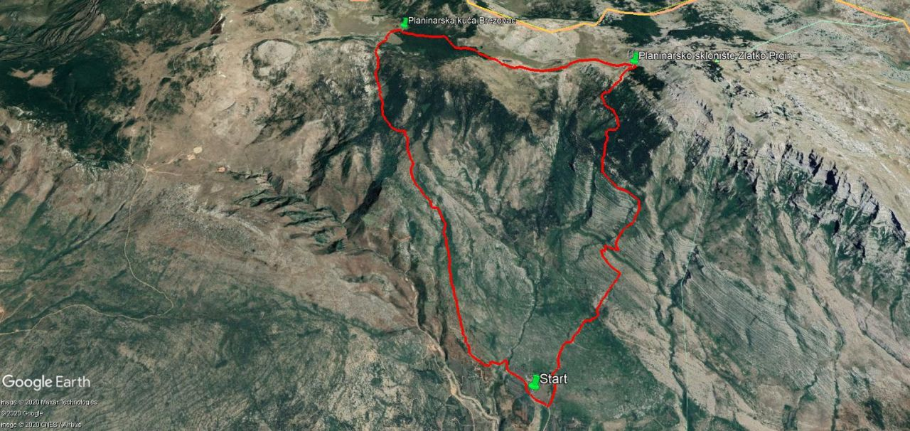 Putevima Dinare